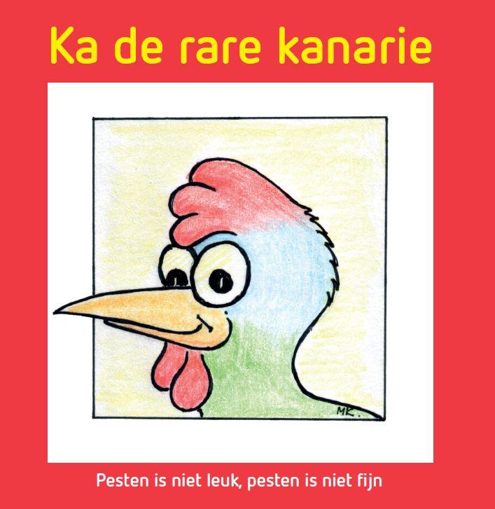 Kinderboek Pesten